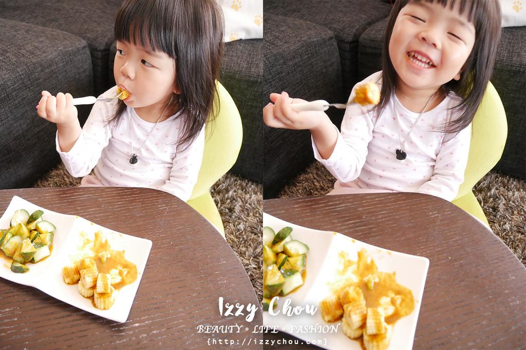 紅薑黃芝麻醬小菜食譜|Miss Mama。媽媽小姐大力推薦|豐滿博士紅薑黃
